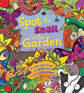 Spot-the-Snail-in-the-Garden-by-Stella-Maidment-Paperback-2015