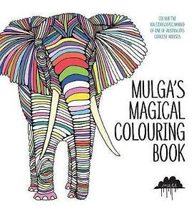 Mulga's Magical Colouring Book by Mulga (Paperback, 2015) NEW