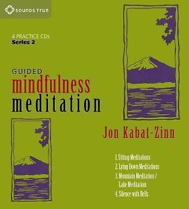 guided mindfulness meditation kabat zinn