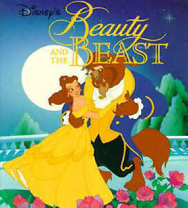 Lbd Beauty and the Beast (Disney Three Minute Tales) Very Good Book