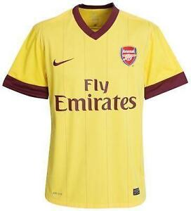 a5c6adf6a Arsenal Away Shirt 2012 13