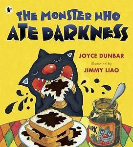 The Monster Who Ate Darkness by Joyce Dunbar (Paperback, 2009) New Book