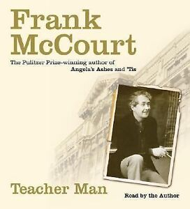 Frank mccourt teacher man essay
