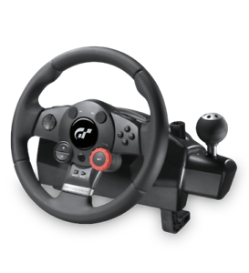 Logitech Driving Force GT with pedals Carseldine Brisbane North East Preview