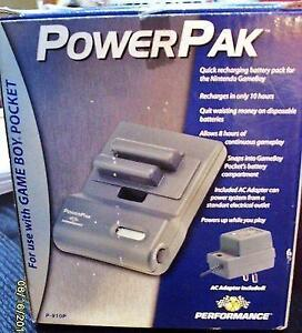 Power Pak for GameBoy Pocket