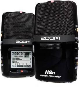 ZOOM  H-2  Portable  Field  RECORDER - INTERFACE  plus