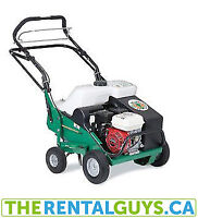 POWER RAKE RENTAL FREE DELIVERY & PICKUP IN CALGARY & AIRDRIE
