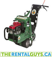 Calgary Sod Cutter Rental FREE Delivery & Pickup