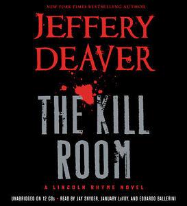 FS: The Kill Room (Audio Book)