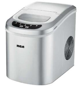 RCA / MASTER CHEF COUNTERTOP / PORTABLE ICE MAKER IN BOX ------ NO TAX