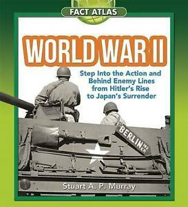 World War II Step Into Action Behind Enemy Lines Hitler's Rise Japan's Surrender