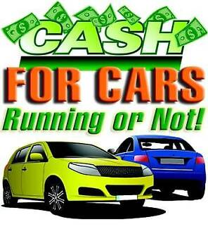 Wanted: CASH FOR CAR