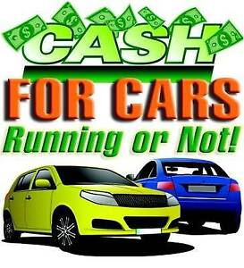 Wanted: We Buy Car Fast - Free Removal