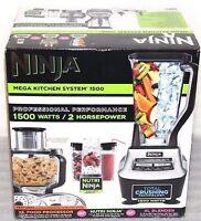 Ninja Mega Kitchen System 1500 Watt 3-in-1 Juicer Blender Mixer