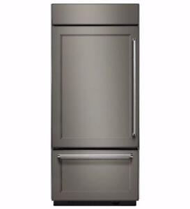 Réfrigérateur 36 po, Panneaux personnalisables, KitchenAid, Showroom
