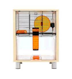 Omelet hamster cage