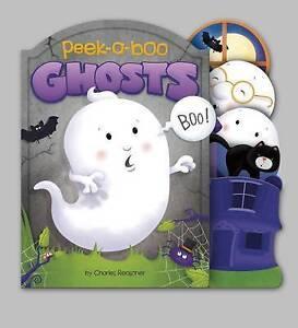 Reasoner  Charles-Peek-A-Boo Ghosts  BOOKH NEW