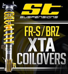 ST Suspensions XTA Coilovers: FR-S/ BRZ - Limitless Motorsports