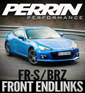 Perrin Scion FR-S & Subaru BRZ Polyurethane Front Endlinks