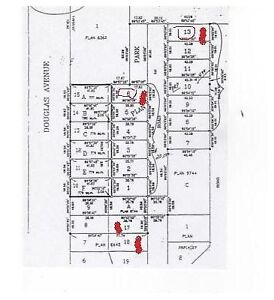 Building Lots Fort St James for Sale or Trade