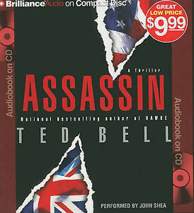 NEW Assassin (Hawke Series) by Ted Bell