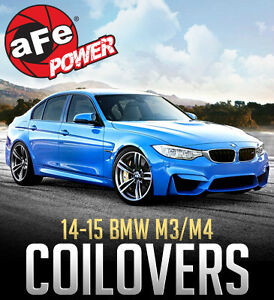 aFe Power Featherlight Coilovers for 2014-2015 BMW M3/M4