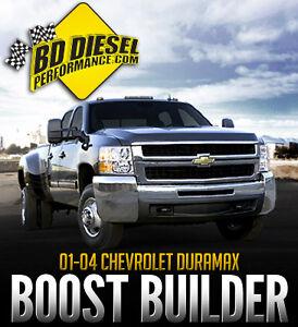 BD Diesel Performance Duramax LB7 Boost Builder - Limitless