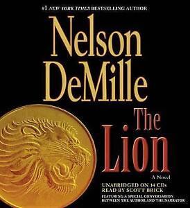 A John Corey Novel: The Lion by Nelson DeMille (2011, CD / CD, Abridged)