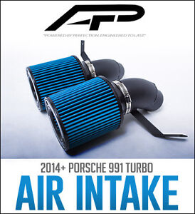 Agency Power Cold Air Intake for 2014+ Porsche 991 Turbo