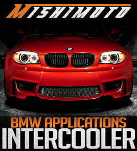 Mishimoto Performance Intercooler - BMW Applications - Limitless