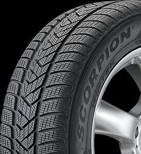 X5 WINTER TIRES  Pirelli RUNFLAT WINTER/SNOW
