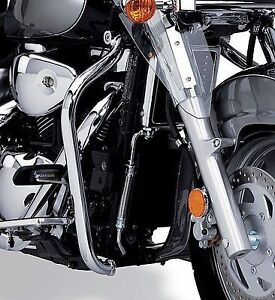 NEW in Box Chrome Engine Guard for C90/VL1500