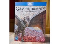 New Game of Thrones the Complete Season 1 - 6 (Blu-ray)