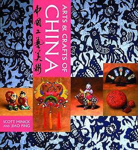 Arts and Crafts of China (World Design),GOOD Book