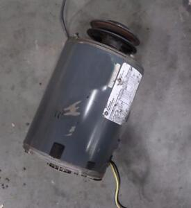 GE 1.5hp Industrial Electric Motor