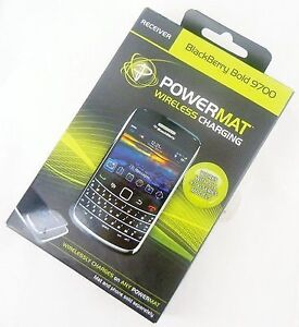 POWERMAT PMR-BBB2 BLACKBERRY BOLD 9700 WIRELESS
