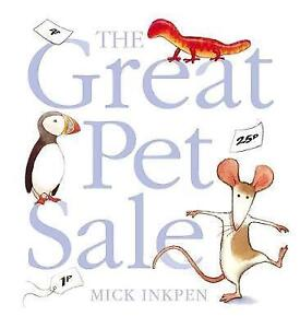 The Great Pet Sale-ExLibrary