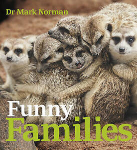 Funny Families ' Mark Norman  New, free airmail worldwide