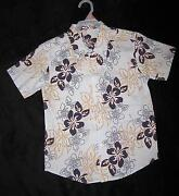 Boys Tropical Shirt