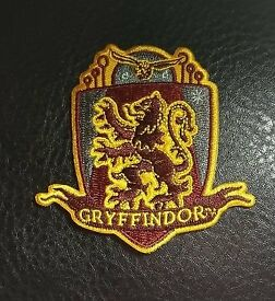 Gryffindor House Patch - Harry Potter