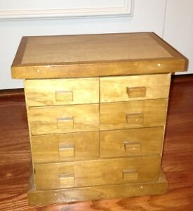 Wooden dressers suitable for American Girl dolls for sale London Ontario image 1