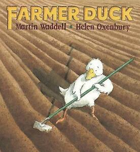 Farmer-Duck-New-Paperback-Childrens-Pre-School-Picture-Book-Martin-Waddell