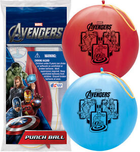 PUNCH BALL & HAND HELD BALLOONS NEW HALF THE PRICE DOLLAR STORES