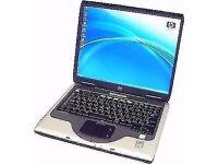 "HP Compaq NX9000 14.1"" Laptop Intel Pentium 4 2.0Ghz 512MB 80GB Windows XP"