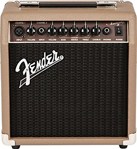 Wanted: Small acoustic amp