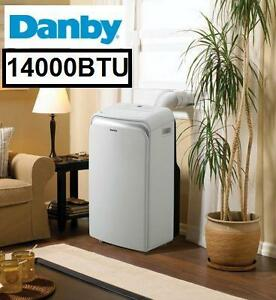 NEW DANBY PORTABLE AIR CONDITIONER - 120153646 - A/C 14000 BTU