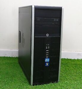 HP 8200 i7 (8 cores logiques 3,4 ghz)/ 16 go ram / ssd+ hdd 1 to