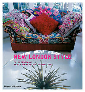 New London Style, Chloe Grimshaw