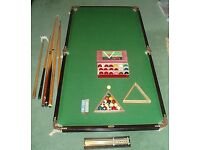 ****New price ***** Ambassador snooker table ...