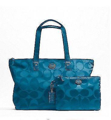 Coach Overnight Bag Ebay
